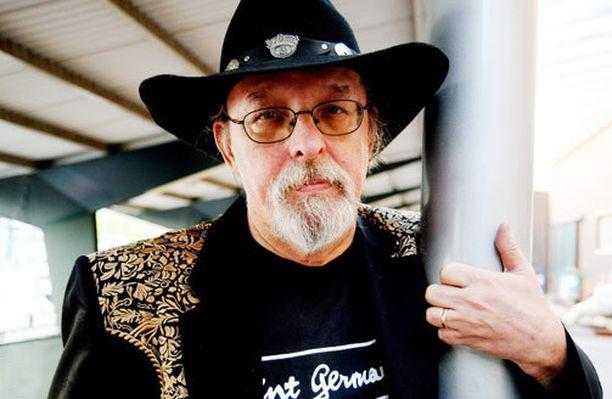 Muusikko Topi Sorsakoski, eli Pekka Tammilehto kuoli vuonna 2011.