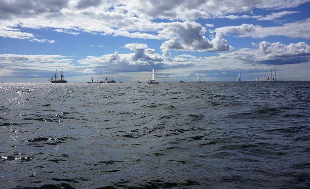 Itämeri on kärsinyt rehevöitymisestä. Mikael Kilven mukaan ilmiö on maailmanlaajuinen erityisesti matalilla merialueilla.