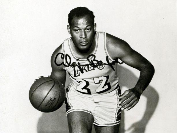 Elgin Baylor on todellinen Lakers-legenda.