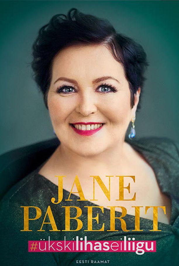 Jane Paberit kertoo kirjassaan ALS-tautiin sairastumisesta.