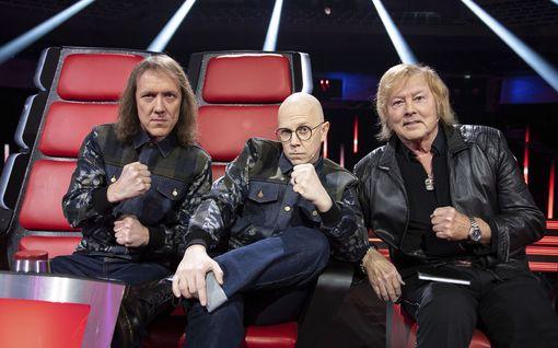 """Danny aloittaa The Voice of Finland -pestinsä räväkästi: """"Palleista pitää saada enemmän irti"""""""