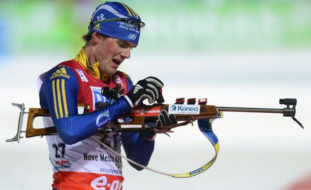 Kaksi MM-pronssia urallaan voittanut Fredrik Lindström kaipaili tiistaina edelleen kisakamppeitaan.