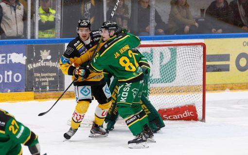 """Ilves rikkoi Liiga-ennätyksen ja katkaisi tappioputkensa Kärppiä vastaan – """"Todella iso voitto meille"""""""