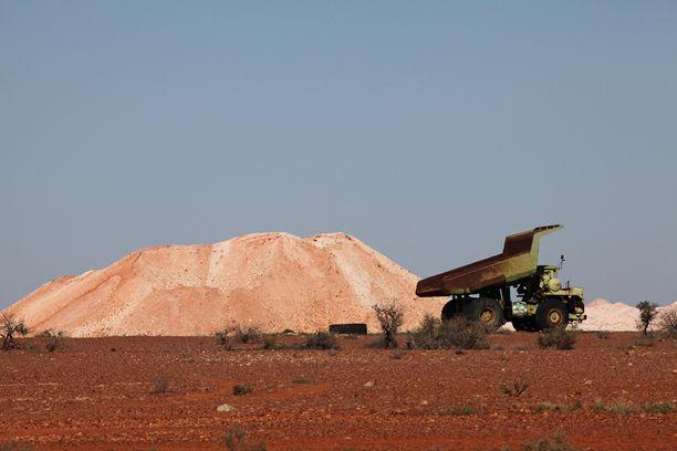 Alueella on yhä kaivostoimintaa, tosin lähinnä turistien vuoksi.