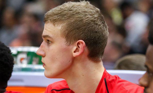 Lauri Markkasen toinen NBA-kausi käynnistyy lokakuussa.
