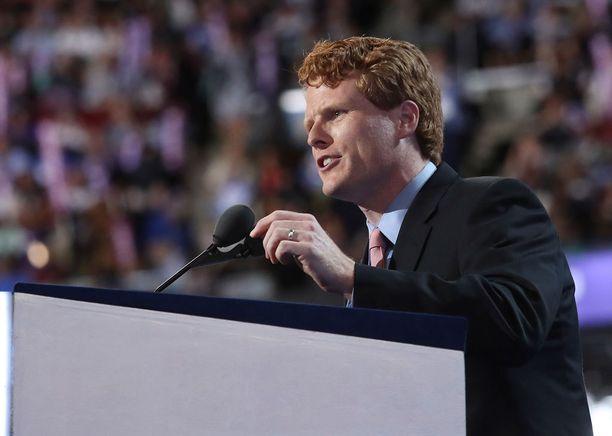 Joseph Kennedystä odotetaan suuria.