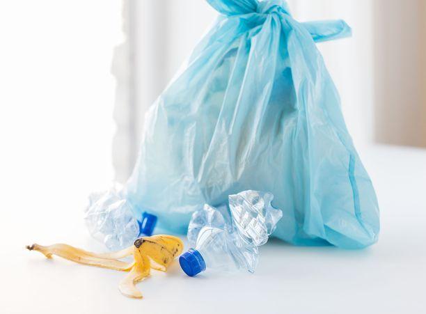 Pahinta on jättää kierrättämättä.