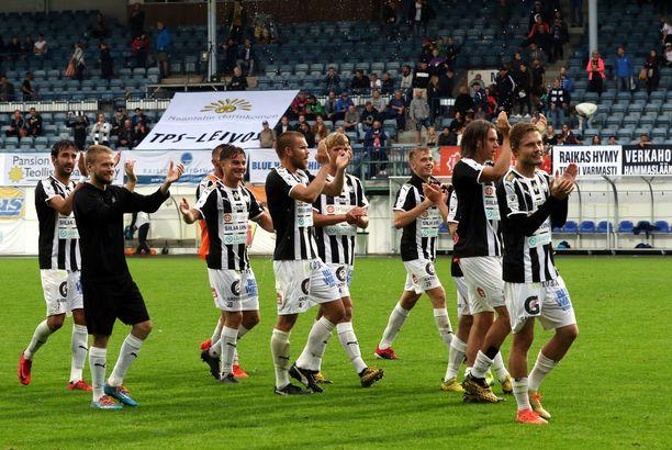 TPS juhli elokuussa Turun paikallisottelun voittoa, mutta viidessä ensimmäisessä ottelussaan se ei kerännyt pistettäkään.