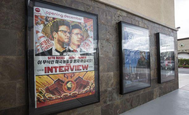 The Interview -elokuvaa ympäröivästä kohusta saisi jo itsestäänkin tehtyä elokuvan.