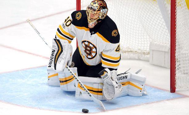 Tuukka Rask on monen muun NHL-tähden rinnalla melkoinen mestarikokki.
