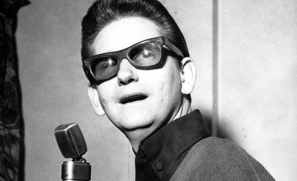 Roy Orbison muistetaan muun muassa aikaa kestäneestä Pretty Woman -hitistään.
