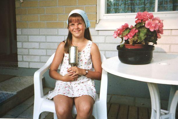 Saara Aalto voitti ensimmäisen musiikkikilpailunsa jo 11-vuotiaana Kotkan Merilaulukilpailuissa.