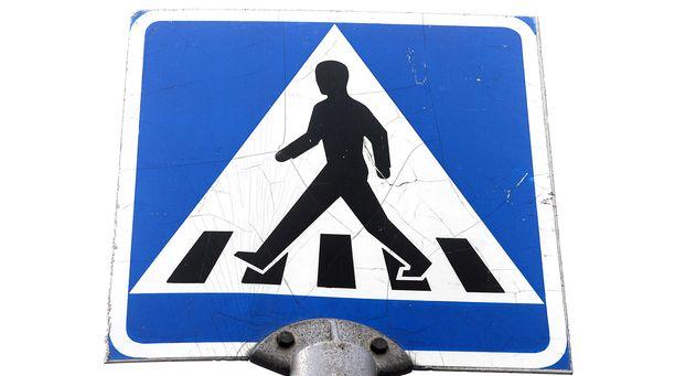 Onnettomuus tapahtui suojatiellä Kuopiossa.