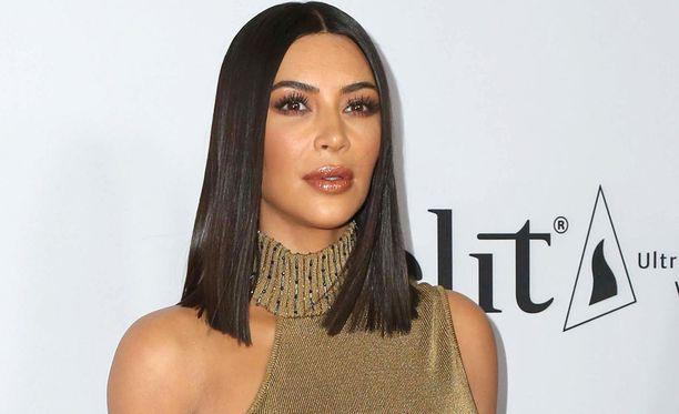 Kim Kardashian on yhdysvaltalainen miljonääri ja tosi-tv-esiintyjä. Kardashian on naimisissa Kanye Westin kanssa ja pariskunnalla on kaksi yhteistä lasta.