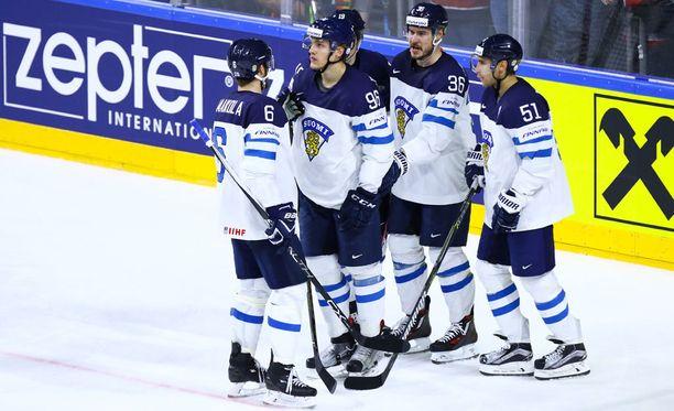 Suomi teki pronssiottelussa miehekkään nousun.