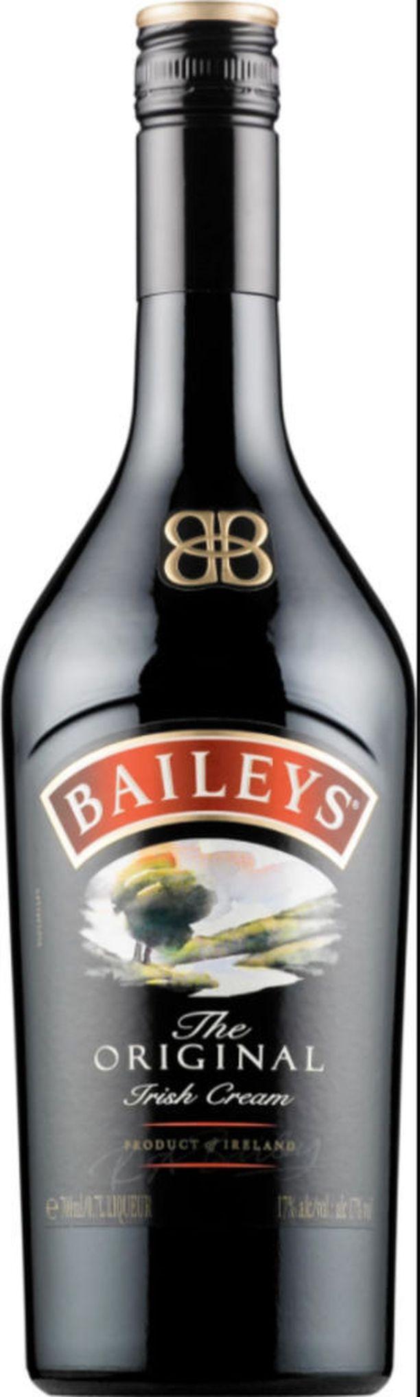 Baileys Original Irish Creamin litrahinta 0,7 litran pullossa on 28,41 euroa. Jos haluaa ostaa vain 0,05 litran minipullon, litrahinta on 53,80 euroa.