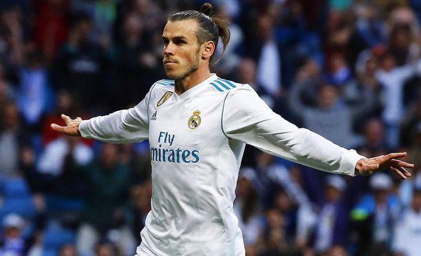 Gareth Bale avasi ottelun maalihanat.