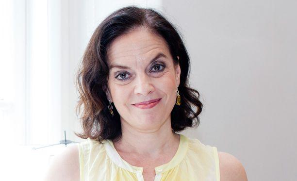 Anna-Leena Härkönen oli hukkua viime kesänä.