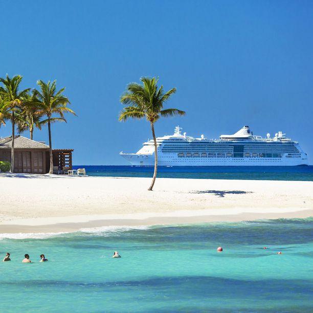 Suomalaisetkin ovat innostuneet risteilemään Karibialla.