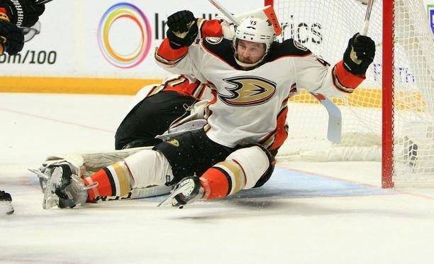 Sami Vatanen pelannee ensi kaudella jossain muussa kuin Ducks-paidassa.