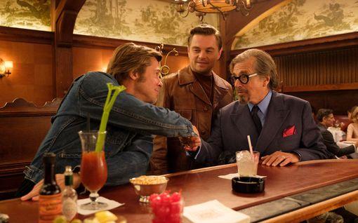 IL-Arvio: Quentin Tarantinon uusin filmi on hauska, röyhkeä ja liikuttavan kaunis kuvaus ystävyydestä sekä 1960-luvun Hollywoodista