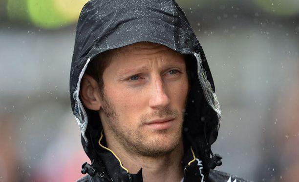 Romain Grosjean haki apua psykologilta.