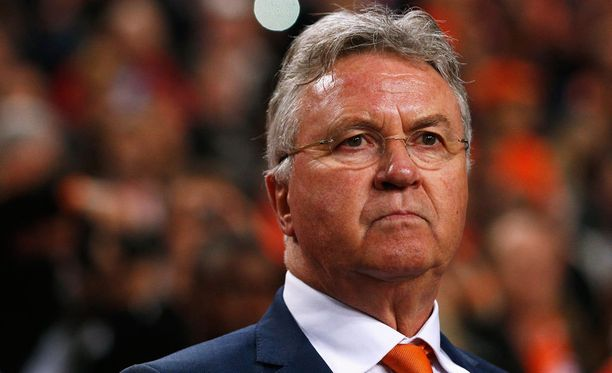 Guus Hiddinkin tuore pesti Hollannin maajoukkueessa päättyi pettymykseen.