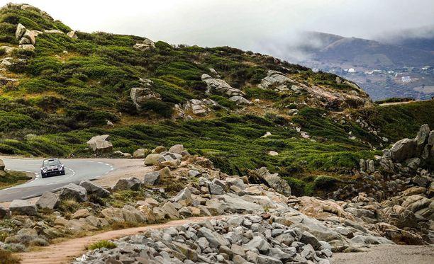 Korsikan MM-rallissa ajetaan tänään vain kaksi erikoiskoetta.