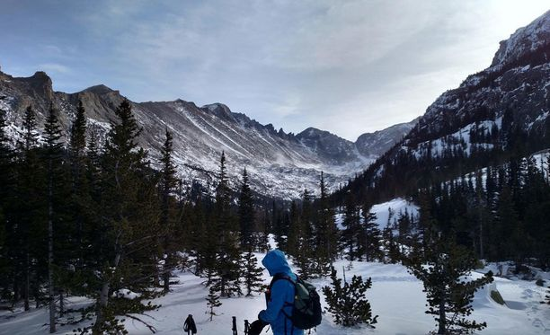 Amerikkalaistutkimuksen koehenkilöt pääsivät viettämään viikonlopun Coloradon vuoristossa.