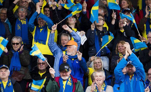 Suomi-Ruotsi-maaottelu käytiin ensimmäisen kerrän yli 90 vuotta sitten, syyskuussa 1925.