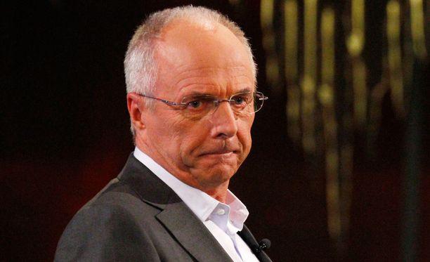 Sven-Göran Erikssonilta huijattiin yli kymmenen miljoonaa euroa.