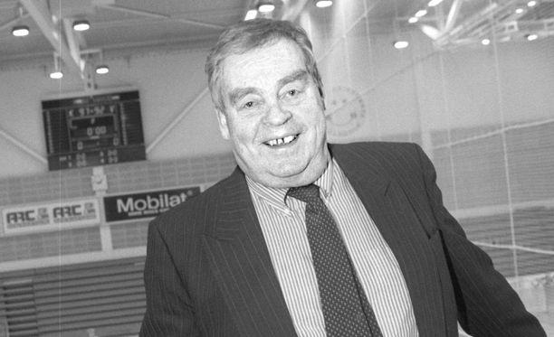 Esko Karhunen menehtyi 88-vuotiaana.