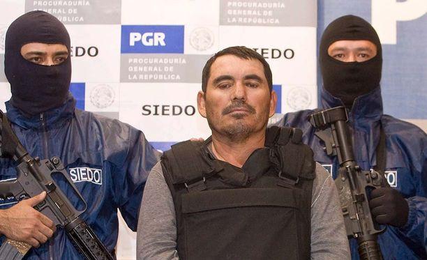 Santiago Meza Lopez tunnusti pidätyksensä jälkeen sulattaneensa ainakin 300 ruumista happoon.