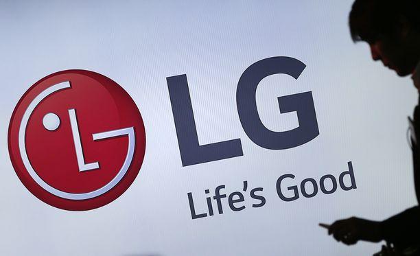 LG kertoi kehittävänsä taittuvaa puhelinta.