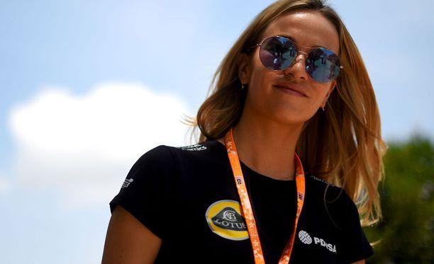 Carmen Jordan pesti Lotuksen F1-tallin kehityskuskina ei miellytä kaikkia.