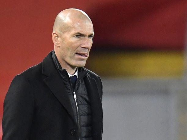 Zinédine Zidane tietä, mitä voittaminen vaatii.