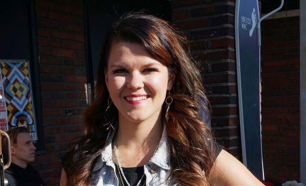 Saara Aalto sanoo sosiaalisessa mediassa olevansa sanaton sen jälkeen, kun ensimmäinen X Factor -jakso on esitetty Isossa-Britanniassa.