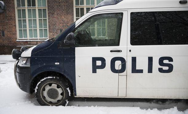 Poliisi on aloittanut tapauksesta esitutkinnan. Kuvituskuva.