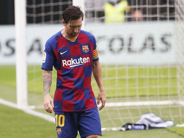 Lionel Messin ja Barcelonan johtoportaan välien on kerrottu olevan melko viileät. Miehen nykyinen sopimus on ensi vuoden kesään asti.