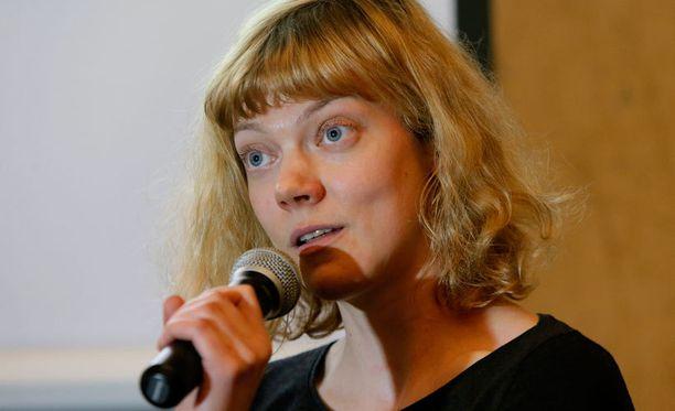Sini Saarelan kotiinpaluun aikataulu on vielä auki, sanoo Suomen Greenpeacen viestintäpäällikkö Juha Aromaa.