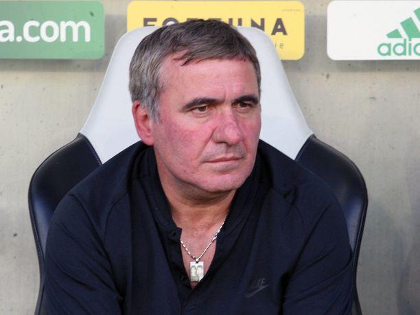 Gheorghe Hagi perusti itse  FC Viitorul Constanțan vuonna 2009.
