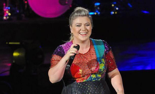 Kelly Clarksonin perhe kasvoi yhdellä muutama viikko takaperin.
