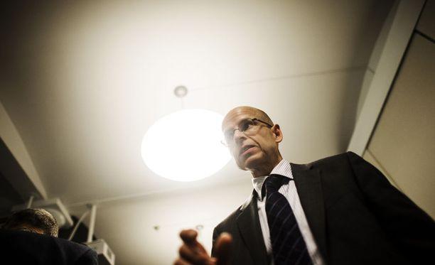 Valtiovaraiministeriön ylin virkamies, kansliapäällikkö Martti Hetemäki pitää sote-uudistusta välttämättömänä.