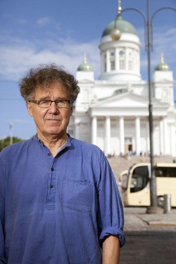 Toni Edelmann oli kansainvälisesti arvostettu säveltäjä. Kuva vuodelta 2012.