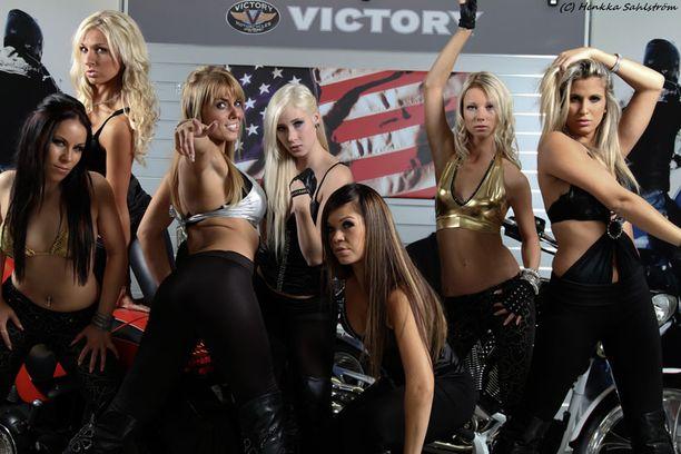 Henna Peltosen NiceKone on vastikään perustettu tanssiryhmä.
