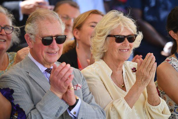 Cornwallin herttuatar Camilla on ollut naimisissa Walesin prinssi Charlesin kanssa vuodesta 2005.