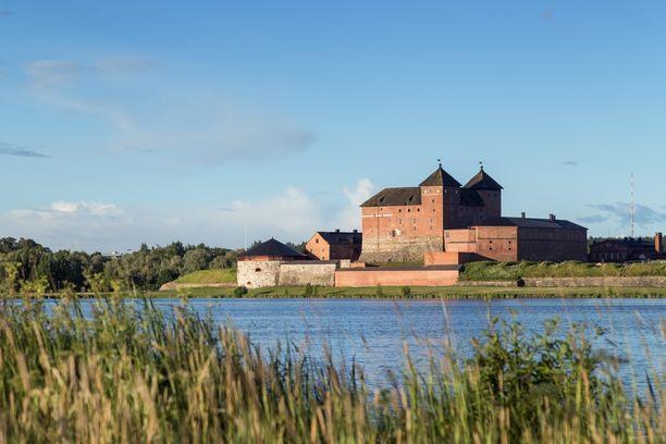 Hämeen linna on säilynyt hyvin, koska sitä vastaan ei ole hyökätty tuliaisein.