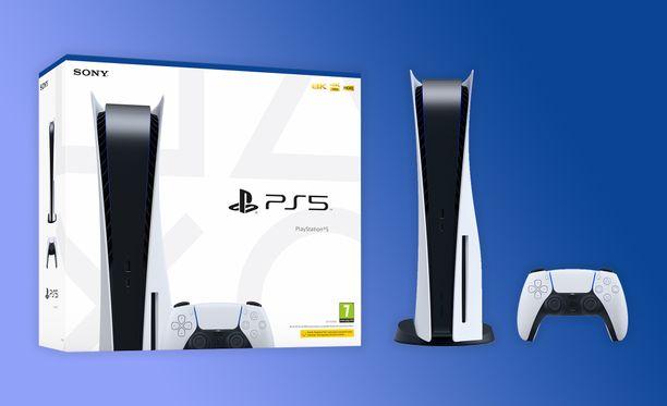Playstation 5 -konsoleiden virallinen myynti alkaa 19. marraskuuta.