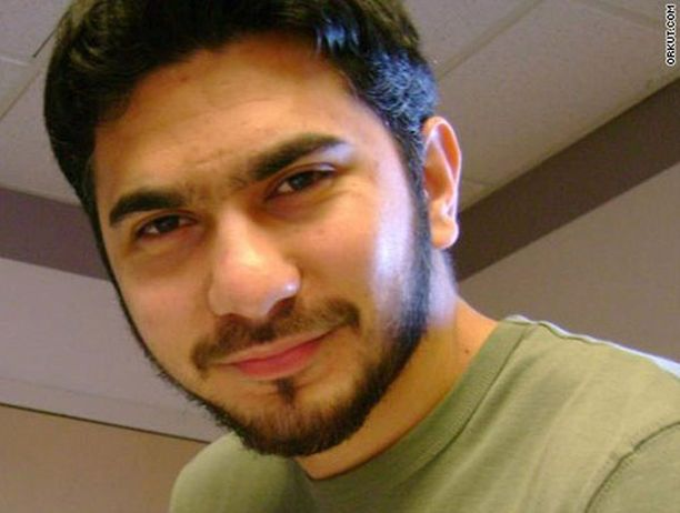 Fasal Shahzad syntyi Pakistanissa, mutta sai Yhdysvaltain kansalaisuuden viime vuonna. Kuva internetin yhteisösivusto Orkut.com:ista.