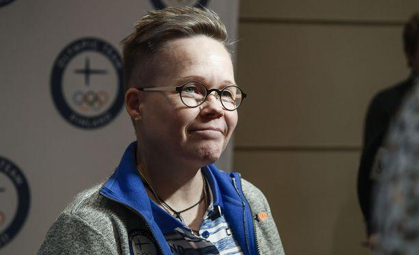 Leena Paavolainen on kertonut julkisesti hakeneensa Mika Kojonkosken seuraajaksi.